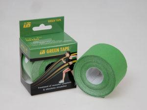 K-TAPE GREEN 5CM