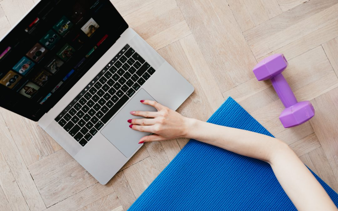 Online Fitness- The New Normal?