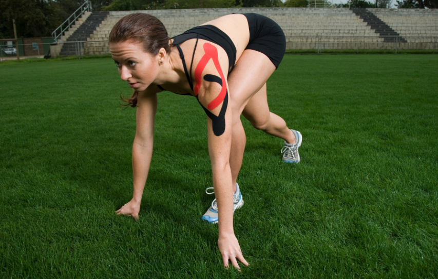 Kinesiology Tape – The What And How