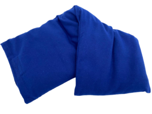 Shoulder heat pack for muscle relief
